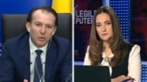 """Florin Cîțu, la """"Legile puterii"""""""