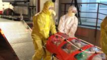 Copilaș din comuna Pechea adus cu izoleta la Spitalul de Boli Infecțioase din Galați