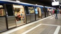 Metrorex reduce numarul trenurilor