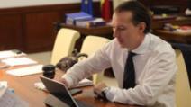 Florin Cîțu, ministrul Finanțelor Foto: Facebook