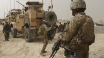Militar roman la spital