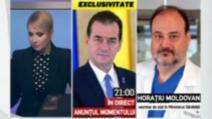 Horațiu Moldovan, secretar de stat în Ministerul Sănătății, la Realitatea PLUS