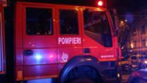 Incendiu mistuitor, în Argeș. Flăcările uriașe au înghițit o casă: două femei au suferit atacuri de panică
