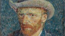 Van Gogh, pictor
