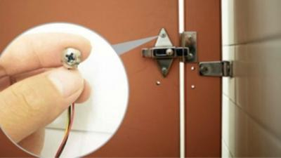 Dacă vezi acest obiect în toaletele publice, pleacă imediat. Ce este, de fapt