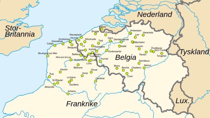 Belgia coronavirus
