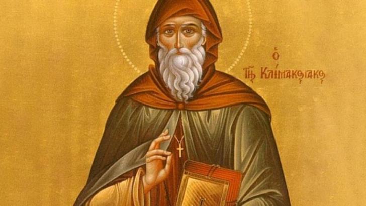 Sf. Cuv. Ioan Scărarul; Sf. Euvula
