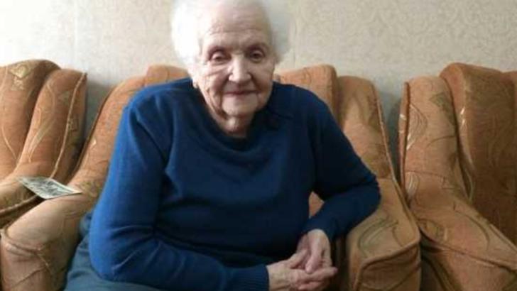 """Interviu DOCUMENT la Realitatea. Cercetătoarea Sylvia Hoișie, în vârstă de 94 de ani: """"Pentru un om în vârstă, văd totul negru"""""""