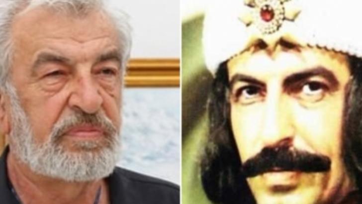 Actorul care l-a jucat magistral pe Vlad Ţepeş a murit