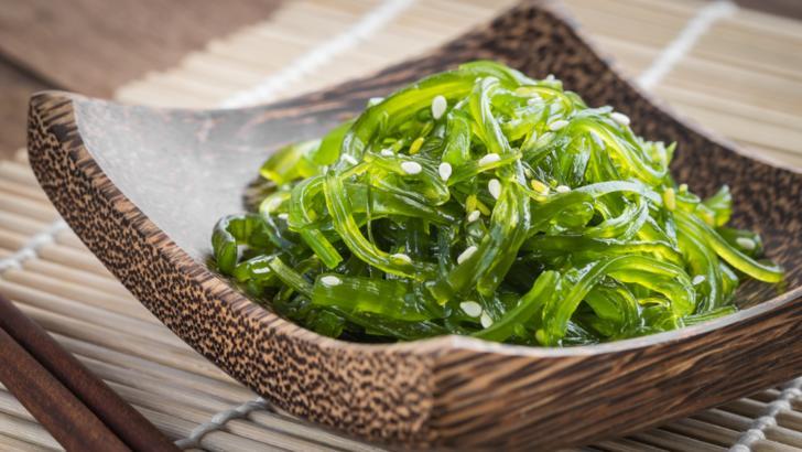alge marine pentru slabit