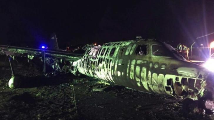 Tragedie în Filipine. Un avion pentru evacuări medicale s-a prăbușit. Nu există supraviețuitori