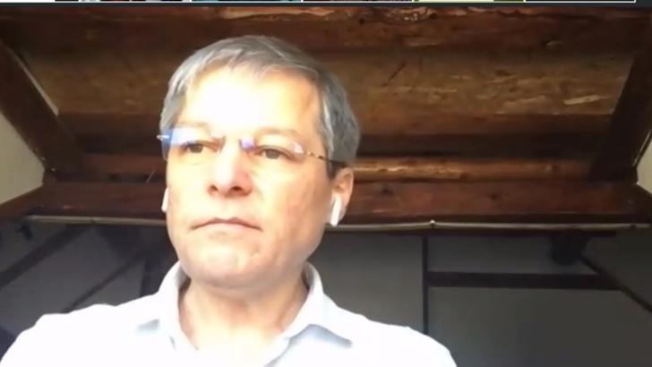 Dacian Cioloș, europarlamentar și președinte PLUS Foto: Facebook