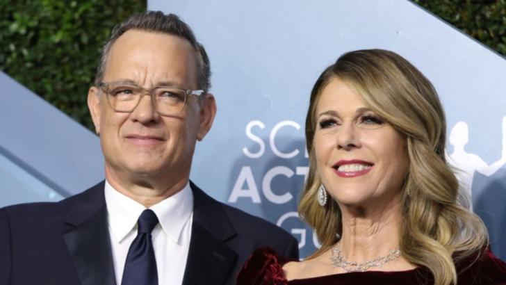 "Tom Hanks și soția sa au coronavirus: ""Am fost depistati pozitiv"""