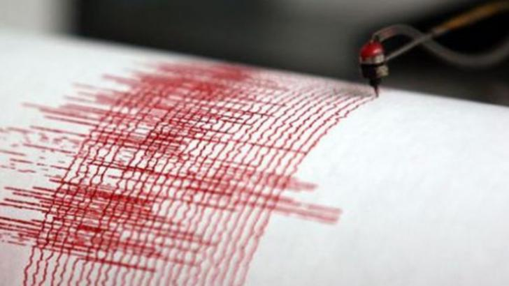Cutremur în Vrancea, marţi seara