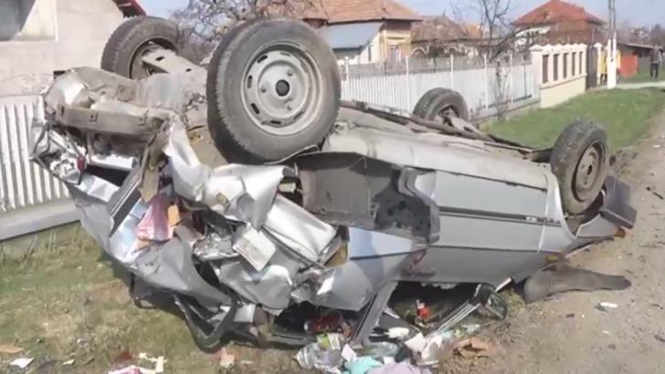 Accident grav astazi in judetul Dambovita