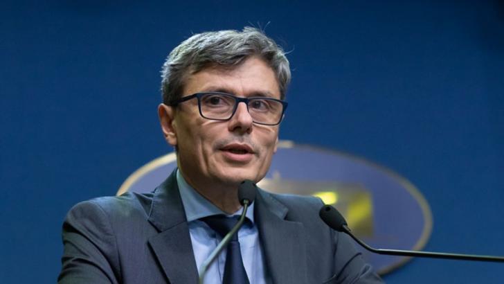 Virgil Popescu, ministrul Economiei în Guvernul Orban II