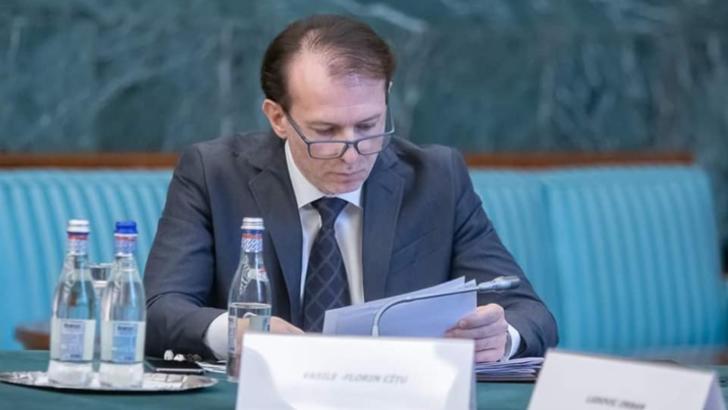 Florin Cîțu, ministrul Finanțelor