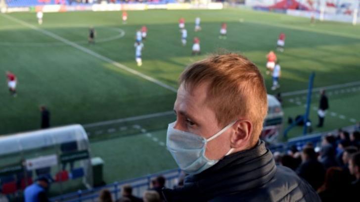 """Singura țară europeană în care fotbalul nu s-a oprit: """"La noi nu poate exista vreun virus"""""""