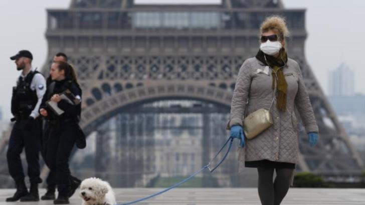 Franța ar putea fi lovită de al doilea val epidemic în noiembrie