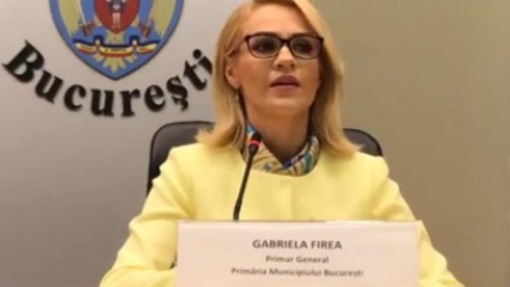 Gabriela Firea anunță noi măsuri pentru bucureșteni
