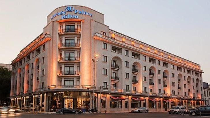 Athenne Palace Hilton