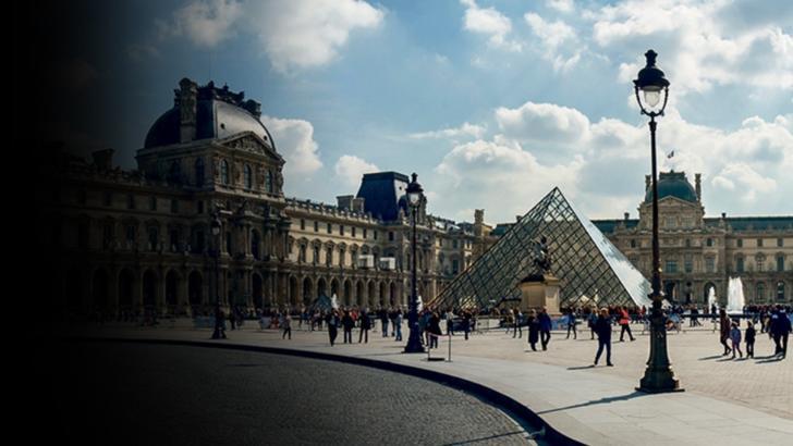 Van Gogh, pictorMuzeul Luvru Foto: louvre.fr