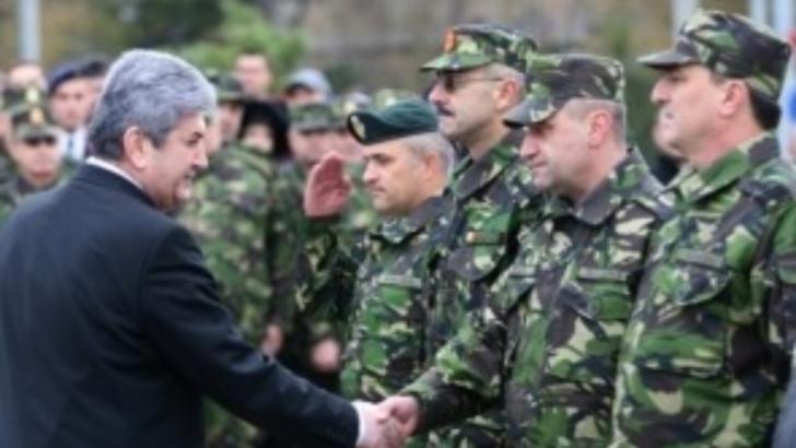 Gabriel Oprea: Militarii sunt pregatiti sa intervina. Sa fim calmi, sa respectam STRICT legea