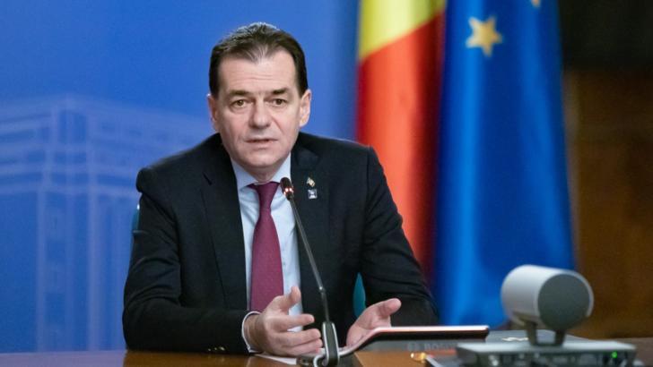 Coronavirus Romania. CRIZA de echipamente medicale, recunoscuta de premierul Ludovic Orban