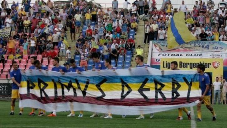 """VIDEO   Giuleștenii se pregătesc pentru """"Primvs Derby""""! Pancu și Bolohan, mesaje pentru suporteri"""