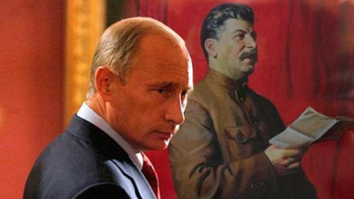 Vladimir Putin vs Stalin