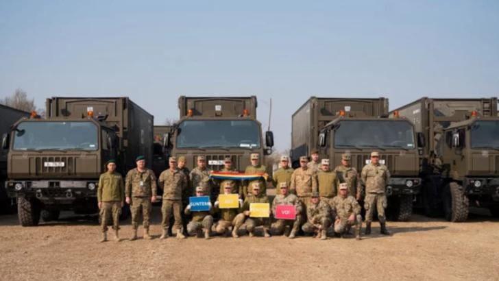 Spitalul militar ROL 2 din Otopeni, declarat operațional