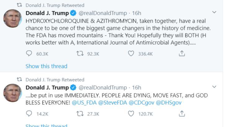 Trump, anunt incurajator pentru populatie