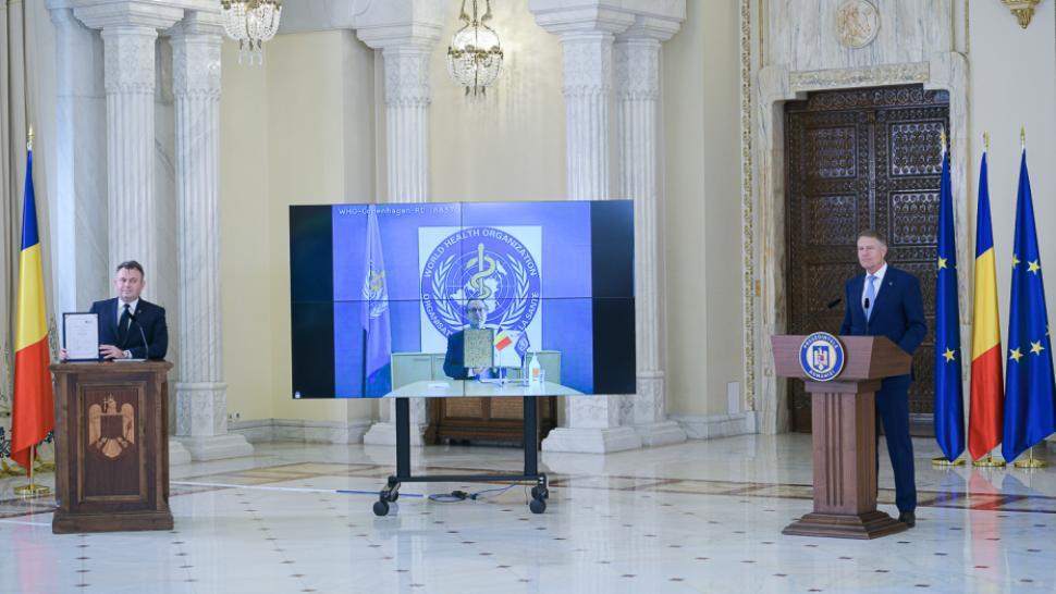 Mesajul lui Klaus Iohannis pentru români: Respectați măsurile impuse de autorități ca să ajutăm cadrele medicale