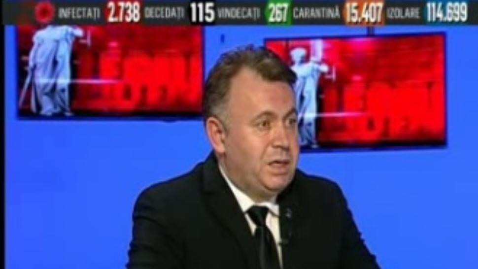 Nelu Tătaru are vești proaste! Ministrul vorbește despre ...  |Nelu Tătaru