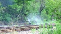 brezoi cale ferata