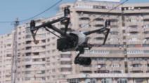 Coronavirus. Românii, supravegheați cu drone pe timpul stării de urgență. Unde se întîmplă