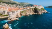"""Dubrovnik, """"Perla Adriaticii"""" (Croația)"""