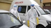 Bărbatul infectat cu COVID-19 care a fost transferat împreună cu ÎPS Pimen la Matei Balș a murit. Avea 10 copii