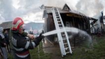 incendiu comuna vama suceava