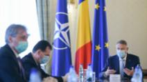 Klaus Iohannis, Ludovic Orban, Marcel Vela Foto: presidency.ro