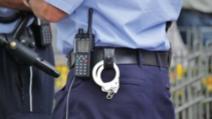 Șeful de post din Bolintin, schimbat din funcție. Polițistul bătăuș, filmat când lovea un bărbat imobilizat