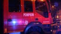Incendiu violent, la un bloc de locuințe din Murfatlar, din cauza unei lumânări: o victimă / Foto: Arhivă