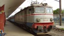 Descoperire șocantă, într-un vagon de tren care a luat foc în mers, în jud. Brașov