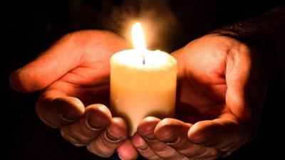 Lumina Sfanta Ierusalim