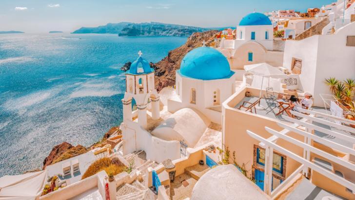 O călătorie virtuală prin peisajele mirifice ale Greciei