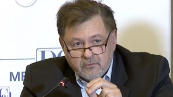 Alexandru Rafila, reprezentantul României la Organizația Mondială a Sănătății