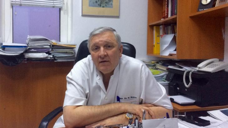 Chirurgul Mircea Beuran