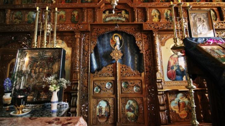 biserică închisă în Buzău