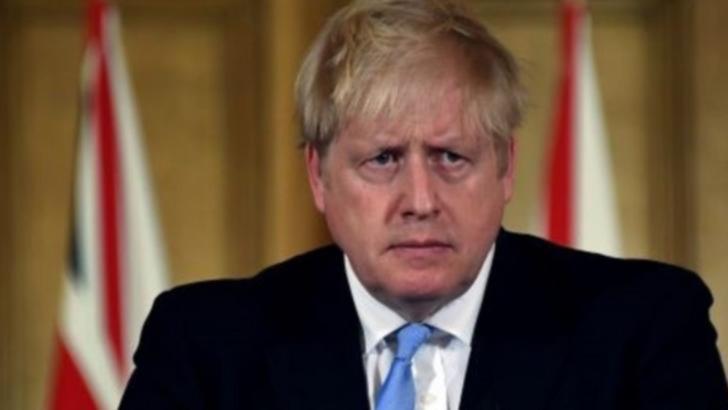 Boris Johnson, premierul britanic
