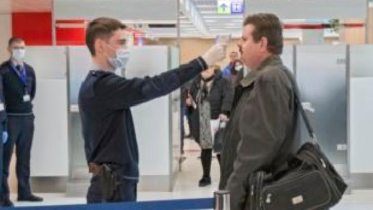HAOS pe aeroportul Otopeni. Sute de români pleacă la muncă în afara țării